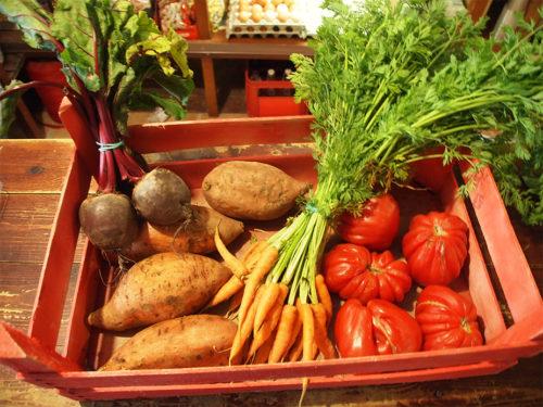 Els nostres pagesos cada setmana ens informen de quines són les verdures de proximitat disponibles i nosaltres els oferim als nostres clients,  fem una selecció personalitzada segons gustos i preferències.