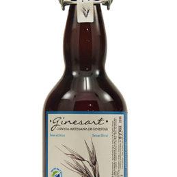 Cervesa artesana autèntica ginesart, reserva de la biosfera