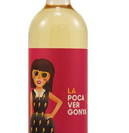 vi blanc la poca vergonya D.O Tarragona