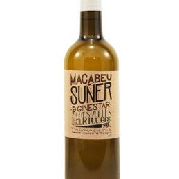 vi blanc macabeu suñer de vinyes velles, D.O Tarragona